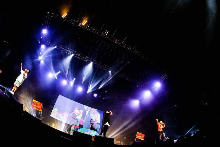 ベリーグッドマン<MBS音祭2019> 大阪城ホール(2019年10月6日)