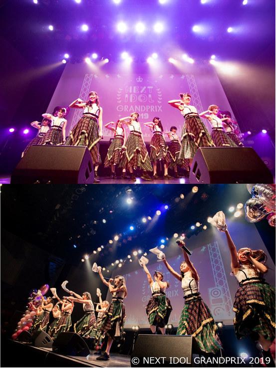 アイドルカレッジ<NEXT IDOL GRANDPRIX 2019 supported by Beauty Park>