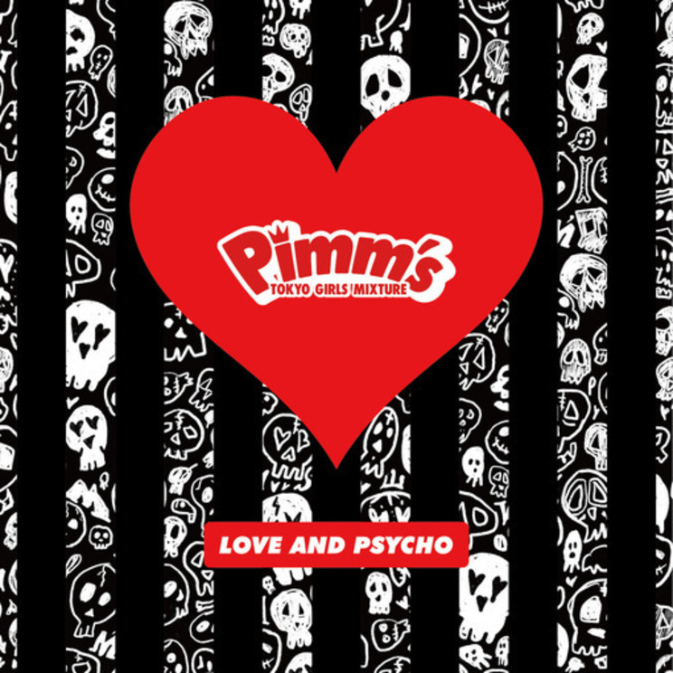 Pimm's『LOVE AND PSYCHO』Type-A