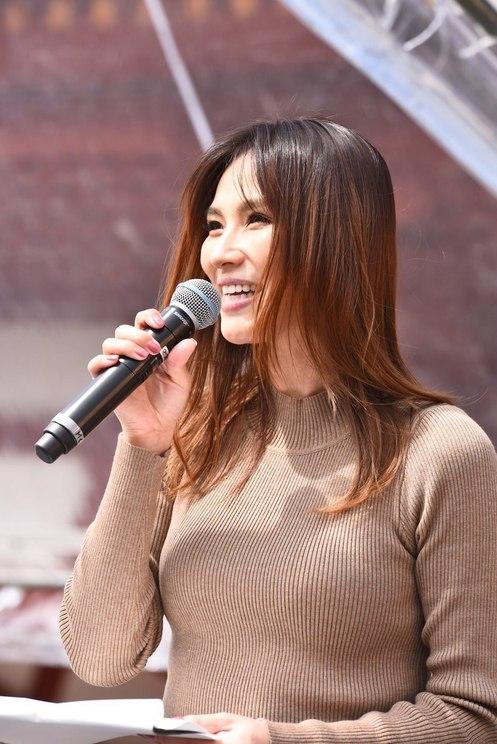 赤松悠実<平城京天平祭 2019 FM OH! Dramatic Live>|平城京天平祭 朱雀門ステージ(2019年10月19日)