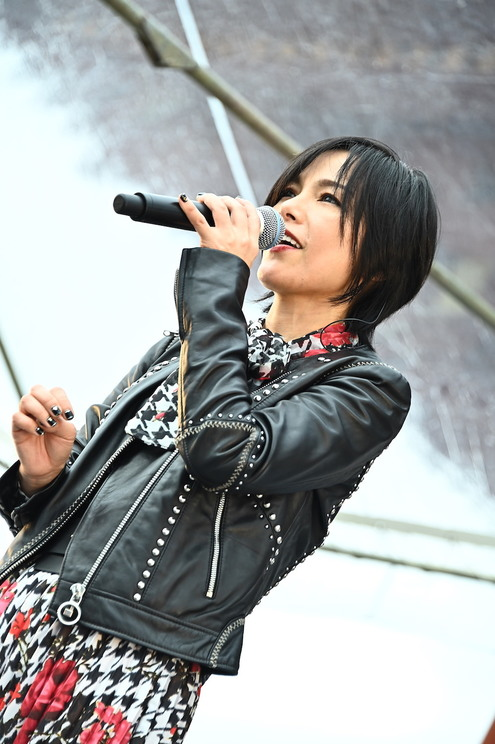 相川七瀬<平城京天平祭 2019 FM OH! Dramatic Live>