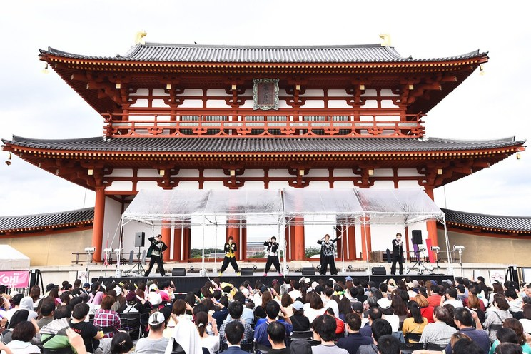 BOYS AND MEN 誠<平城京天平祭 2019 FM OH! Dramatic Live>