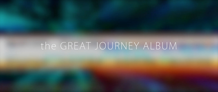『the GREAT JOURNEY ALBUM』ティザー
