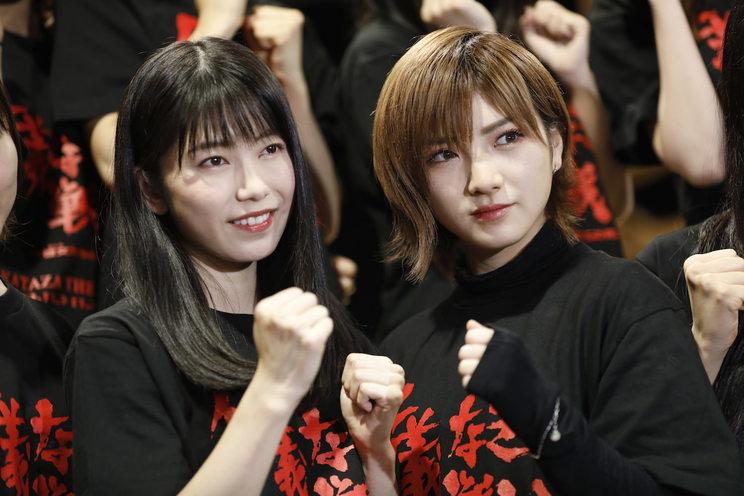 特別公演<仁義なき戦い〜彼女(おんな)たちの死闘篇〜>公開稽古(2019年10月24日)