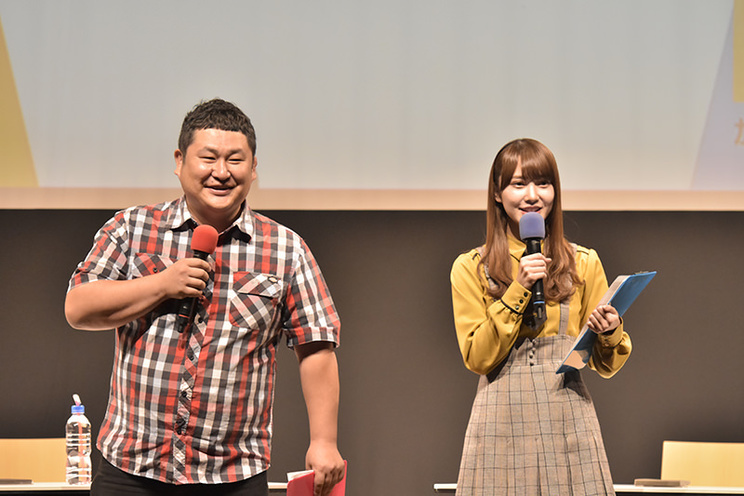 のり(オテンキ)、加藤史帆(日向坂46)