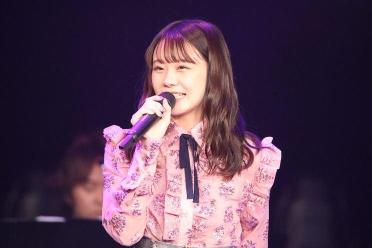 AKB48チーム8 立仙愛理<AKB48グループ歌唱力No.1決定戦>第2回・決勝大会(2019年10月31日)