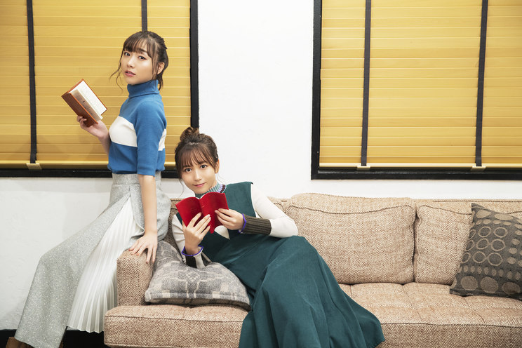 須田亜香里、大場美奈(SKE48)|「SKE48文庫」