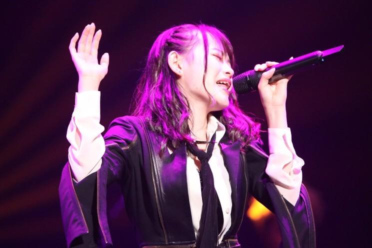 AKB48チーム8 横山結衣<AKB48グループ歌唱力No.1決定戦>第2回・決勝大会(2019年10月31日)