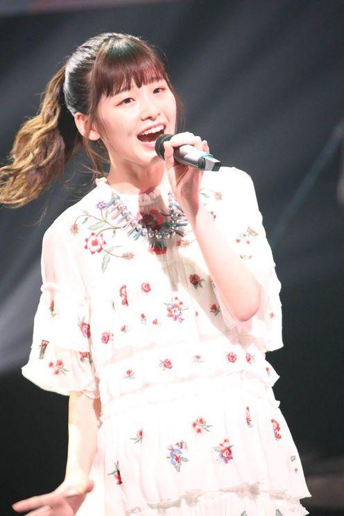 AKB48 浅井七海<AKB48グループ歌唱力No.1決定戦>第2回・決勝大会(2019年10月31日)