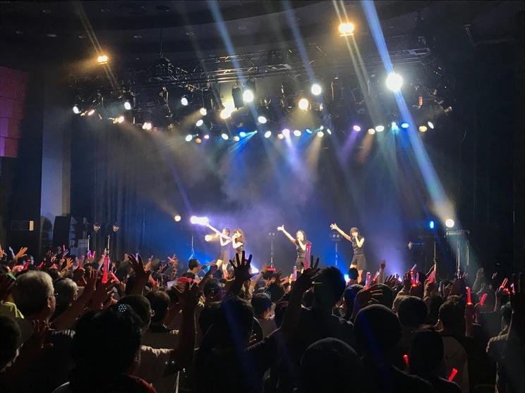 <新*定期ライブEPISODE-37〜女子流文化祭〜> Mt.RAINIER HALL SHIBUYA PLEASURE PLEASUR(2019年11月3日)