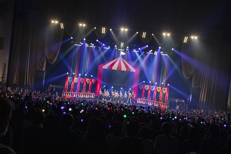 <PARADE GOES ON TOUR>ファイナル公演|中野サンプラザ(2019年11月4日)