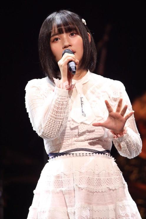 AKB48 矢作萌夏<AKB48グループ歌唱力No.1決定戦>第2回・決勝大会(2019年10月31日)