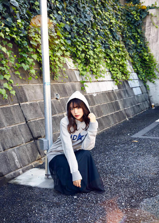 志田友美(夢みるアドレセンス)|『FIDES』ブランドモデル