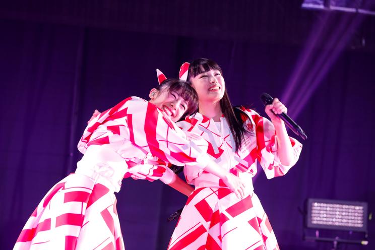 <@ JAM EXPO 2018>8月26日「私立恵比寿中学」ストロベリーステージ