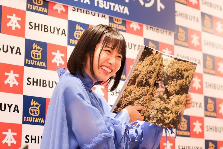 来栖りん(26時のマスカレイド)1st写真集『Lakka』発売記念イベント