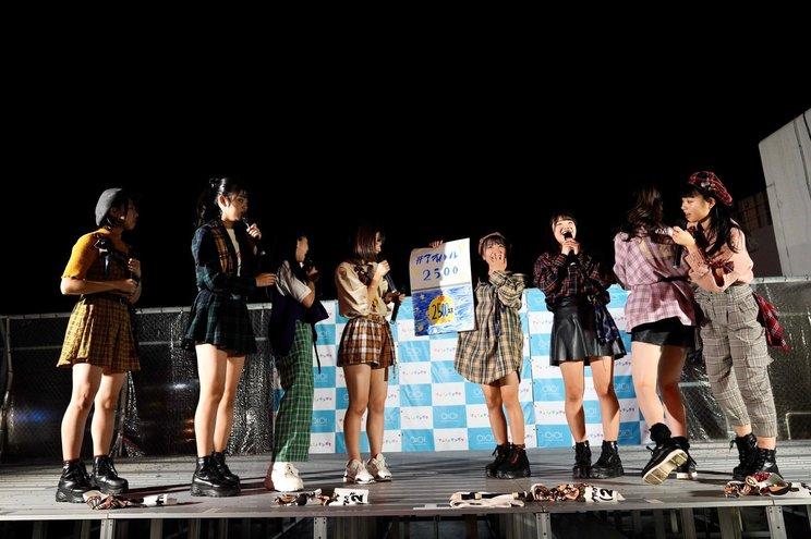 <『アオハル1st』リリース記念イベント>|東京・新宿マルイメン屋上特設ステージ(2019年11月17日)