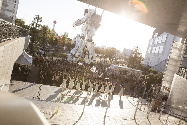 <ギャンパレ10000000000(テンビリオン)>ミニライブ&表彰式|お台場ダイバーシティ東京プラザフェスティバル広場(2019年11月17日)