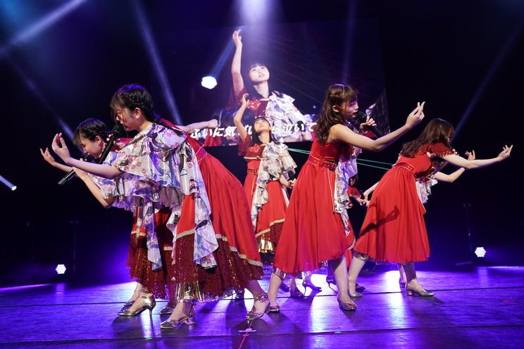 乃木坂46 4期生<AGESTOCK2019 in TOKYO DOME CITY HALL>