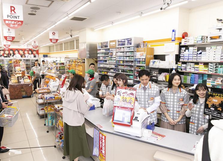 「アンジュルム ONLY ONE キャンペーン」一日店長イベント│2019/11/20 デイリーヤマザキ渋谷区神南店