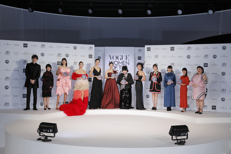 VOGUE JAPAN WOMEN OF THE YEAR 2019