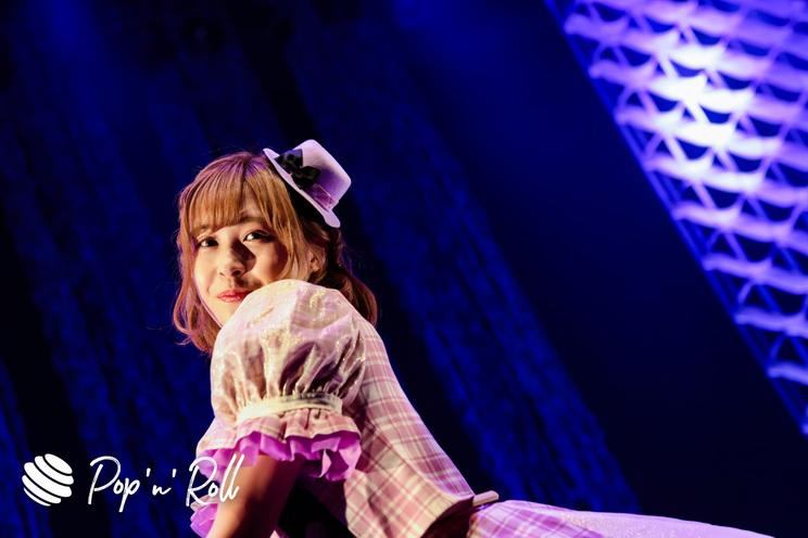 桧垣果穂(Luce Twinkle Wink☆)<LIVE SHOW CASE 2019 Autumn 〜アイドルの加速器になりたい〜>