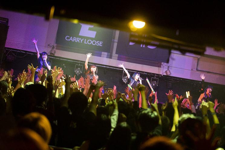 BiS<CARRY BiS>|東京・渋谷WOMB(2019年11月24日)