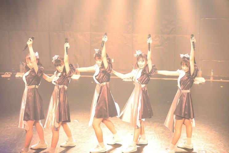 <ばってん少女隊の、田舎娘5th 〜FORCES〜>ツアーファイナル|熊本B.9 V1(2019年11月24日)