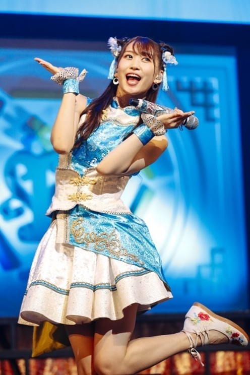芹澤優<i☆Ris 7th Anniversary Live 〜七福万来〜> パシフィコ横浜 国立大ホール(2019年11月24日)