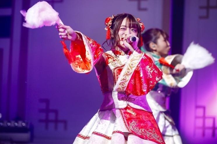 若井友希<i☆Ris 7th Anniversary Live 〜七福万来〜> パシフィコ横浜 国立大ホール(2019年11月24日)