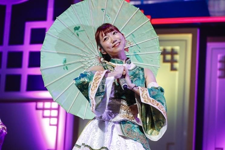 山北早紀<i☆Ris 7th Anniversary Live 〜七福万来〜> パシフィコ横浜 国立大ホール(2019年11月24日)