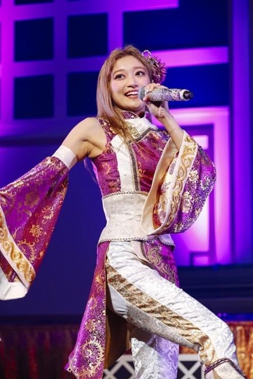 茜屋日海夏<i☆Ris 7th Anniversary Live 〜七福万来〜> パシフィコ横浜 国立大ホール(2019年11月24日)