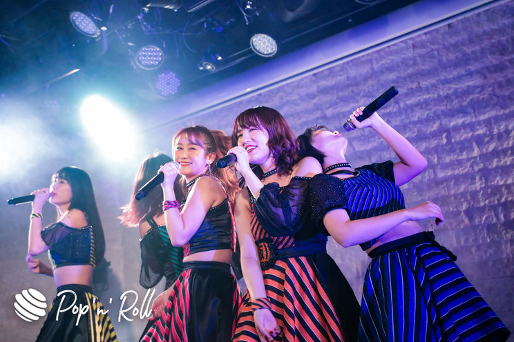 アップアップガールズ(仮)<ぽぷろないと vol.10>南青山Future SEVEN(2019年11月21日)
