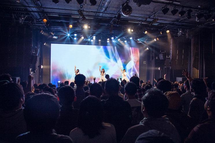 sora tob sakana<月面の扉Vol.9>東京・harevutai(2019年11月23日)