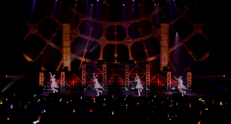 """『ROCK A JAPONICA """"FRONTIER"""" LIVE  〜中野サンプラザ 平成最後のアイドルコンサート〜』ダイジェストトレーラーより"""