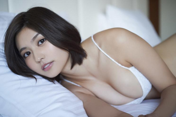林ゆめ『月刊エンタメ』アザーカット