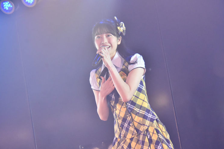<AKB48 9期生 10周年公演>AKB48劇場(2019年11月29日)(C)AKS