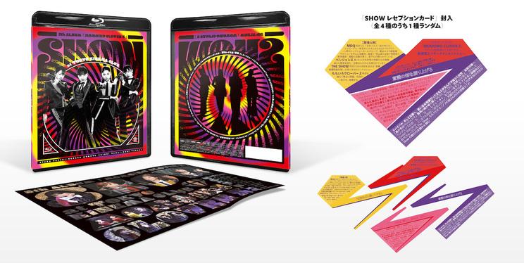 『5th ALBUM『MOMOIRO CLOVER Z』SHOW at 東京キネマ倶楽部』ライブBlu-ray&DVD展開図