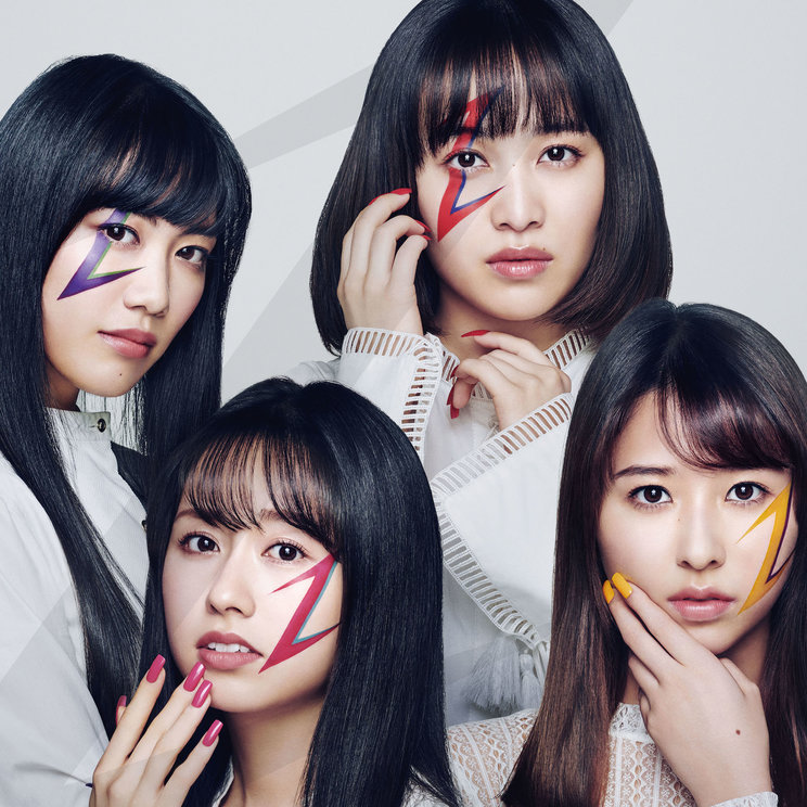 5thアルバム『MOMOIRO CLOVER Z』アナログ盤ジャケット