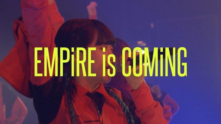 "<NEW EMPiRE TOUR ""EVOLUTiONS"">マイナビBLITZ赤坂公演ダイジェスト映像より"