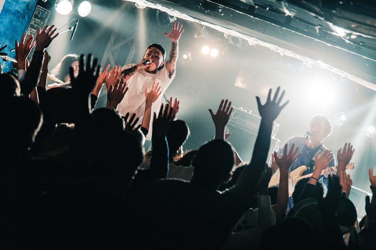BACK-ON|12月4日(水)新宿ロフト