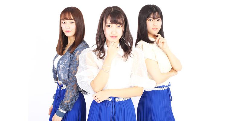 左から、高橋りな、宮凪華巳、成田彩