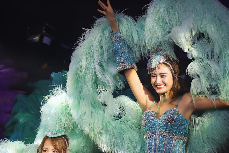 <香川沙耶バーレスクショー>バーレスク東京(12月7日)