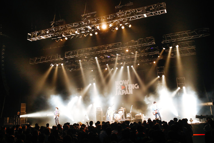 サイダーガール (C)NOW PLAYING JAPAN LIVE vol.4/Photo:関口佳代
