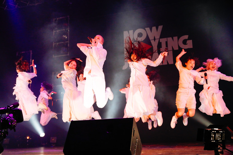 GANG PARADE (C)NOW PLAYING JAPAN LIVE vol.4/Photo:関口佳代
