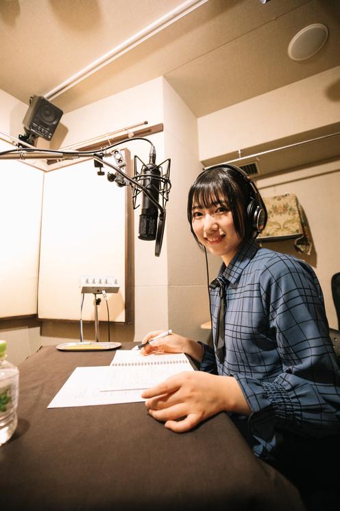 蟹沢萌子(≠ME)Rakuten Musicオフィシャル番組『朗読女子』