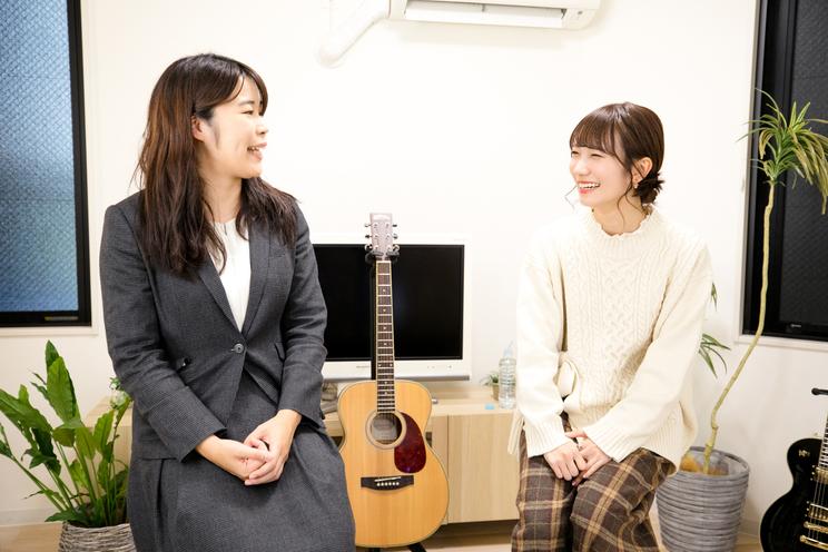 小熊芙美子さん、江嶋綾恵梨