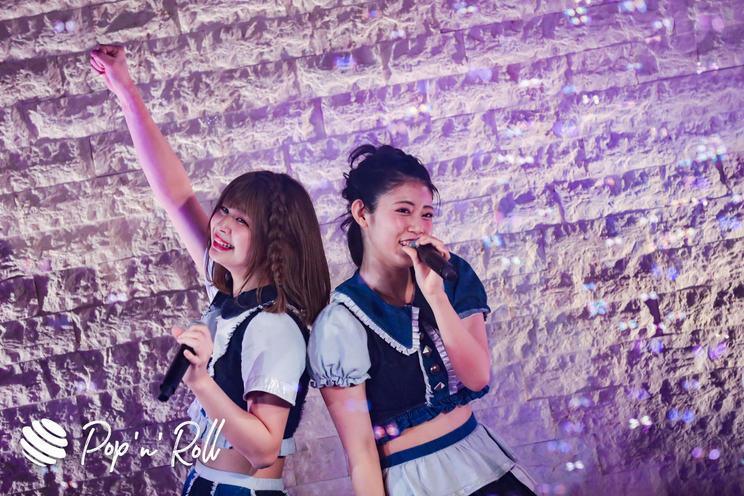 楓、楓恋(【P-school】)<ぽぷろないと vol.11>南青山Future SEVEN(2019年12月10日)