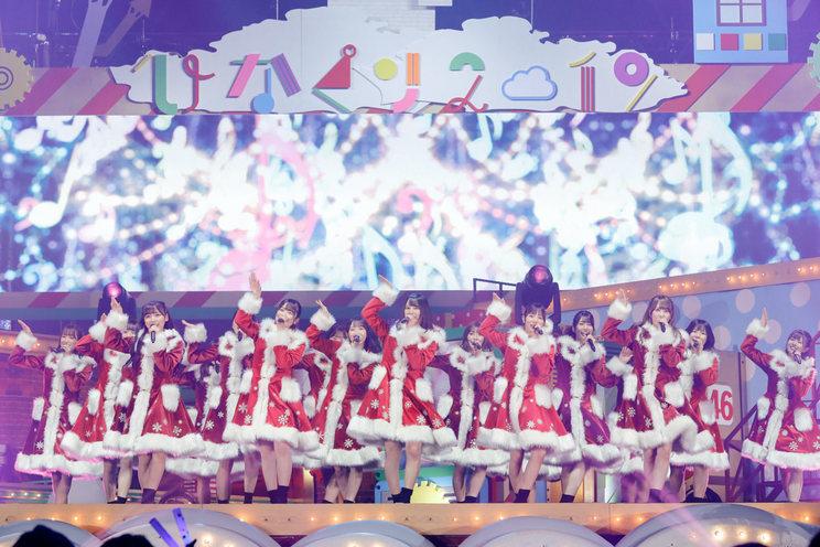 日向坂46<ひなくり2019 〜17人のサンタクロースと空のクリスマス〜>幕張メッセ国際展示場4〜6ホール