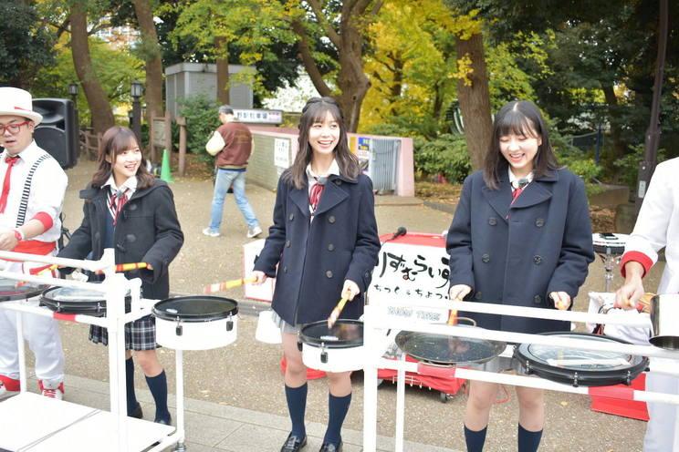 『ハロプロ!TOKYO散歩』上野編より
