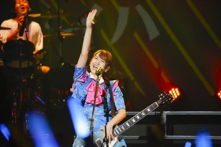 <Yu Serizawa 1st Live Tour 2019 ~ViVid♡コンタクト!~>Zepp Divercity Tokyo(撮影:増田慶)